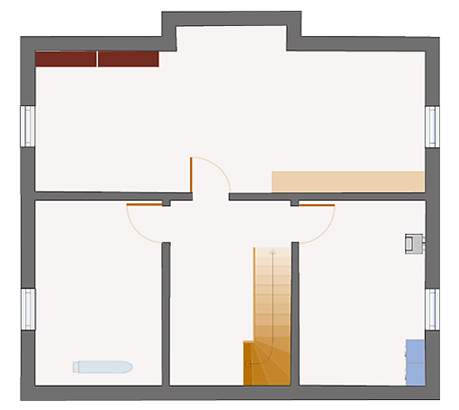 Landhaus Smaragd 153 - Keller