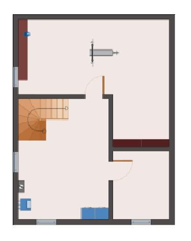 Klassiker-Stil: Zirkon 140 - Keller