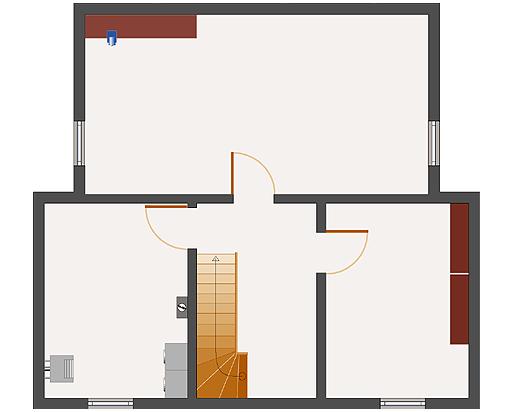 Architektenhaus: Achat 136 - Keller