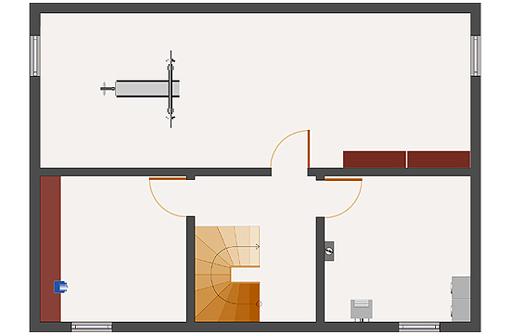 Architektenhaus: Achat 152 - Keller