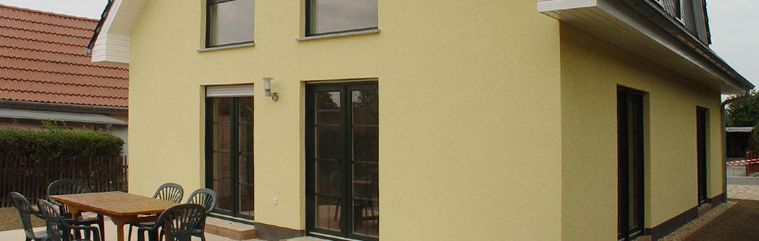 Massives Landhaus, Zwenkau 2008 - Karussel