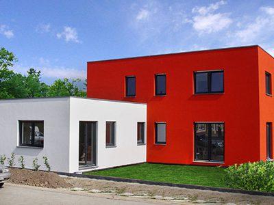 Massives Bauhaus, Groitzsch 2008 - Bild 2