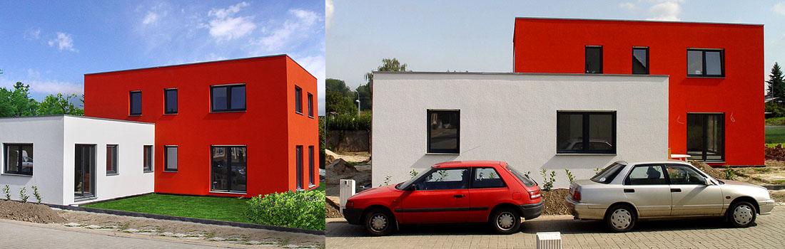 Massives Bauhaus, Groitzsch 2008 - Karussell