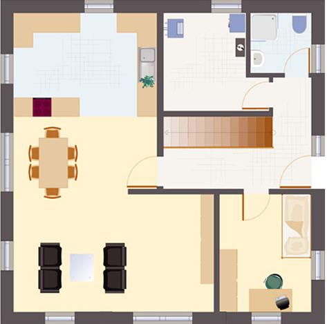 Topas 149 - Das Erdgeschoss