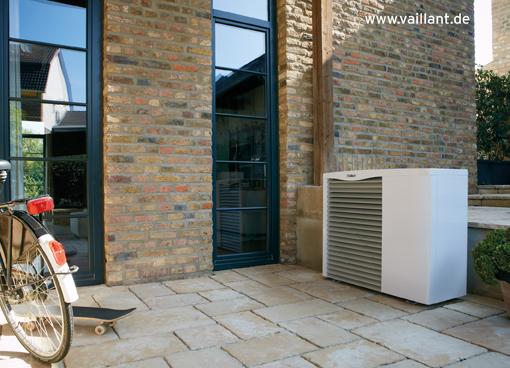 Luft-Wasser Wärmepumpe