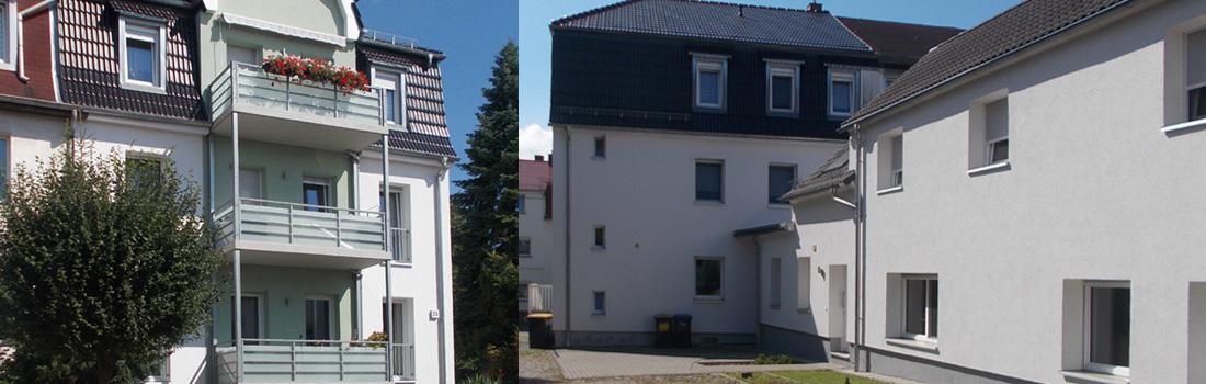 Sanierung MFH Dürerstrasse - Karussell