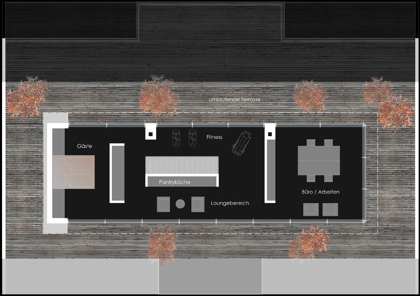 Mehrfamilienwohnhaus Endersstrasse - Penthouse- 6. OG