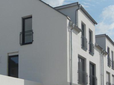 Doppelhaus, Jena 2017 - Bild 1