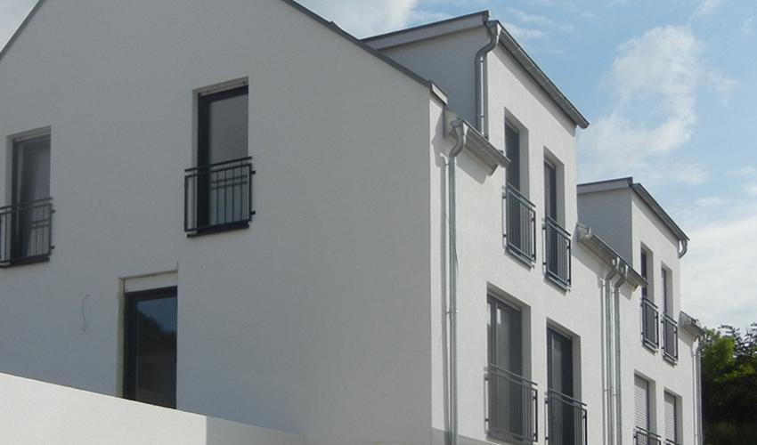 Doppelhaus Jena 2017 Massivhaus Mit Keller Und Ohne Dachuberstande