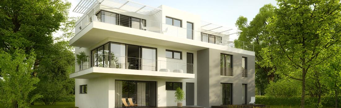 Wohn- und Geschäftshaus - Karussell