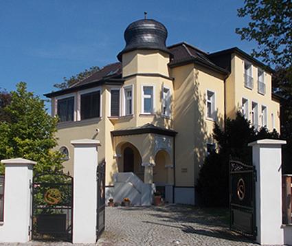 SchlösserHaus - Hauptsitz Böhlen