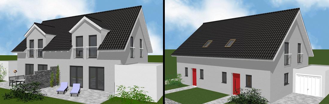 Doppelhaus Tsavorit 104 - Karussell